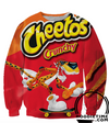 Bag of Cheetos Sweatshirt - 3D Sweaters and Clothing-Hoodie Time - Anime and Gaming Hoodies