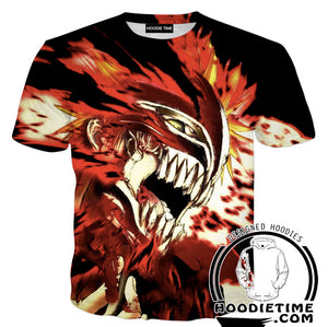 Bleach Rage Shirt