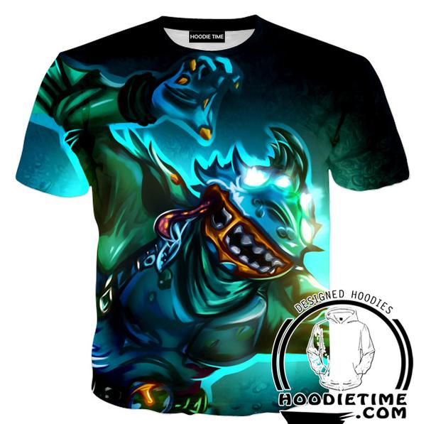 Fortnite Leviathan T-Shirt - Leviathan Clothing-Hoodie Time - Anime and Gaming Hoodies