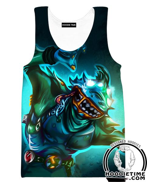 Fortnite Leviathan Tank Top - Leviathan Clothing-Hoodie Time - Anime and Gaming Hoodies