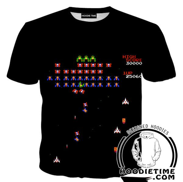 Galactica T-Shirt - Classic Gaming Shirts