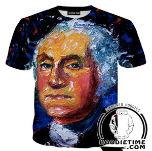 George Washington shirt