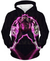 GoD Toppo Hoodie - Dragon Ball Super Hoodies and Clothing-Hoodie Time - Anime and Gaming Hoodies