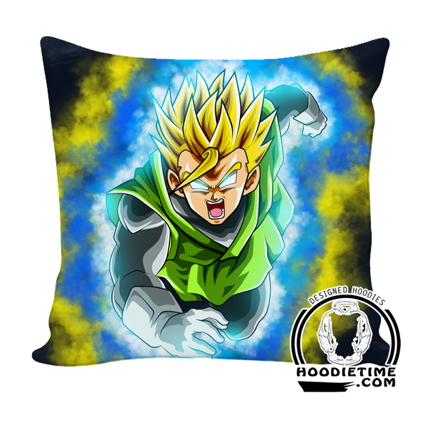 Hoodie Time Sample Pillow Image