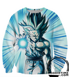 gohan sweatshirt dragon ball z sweater