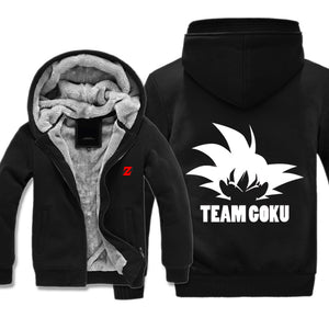 Fleece Goku Jacket