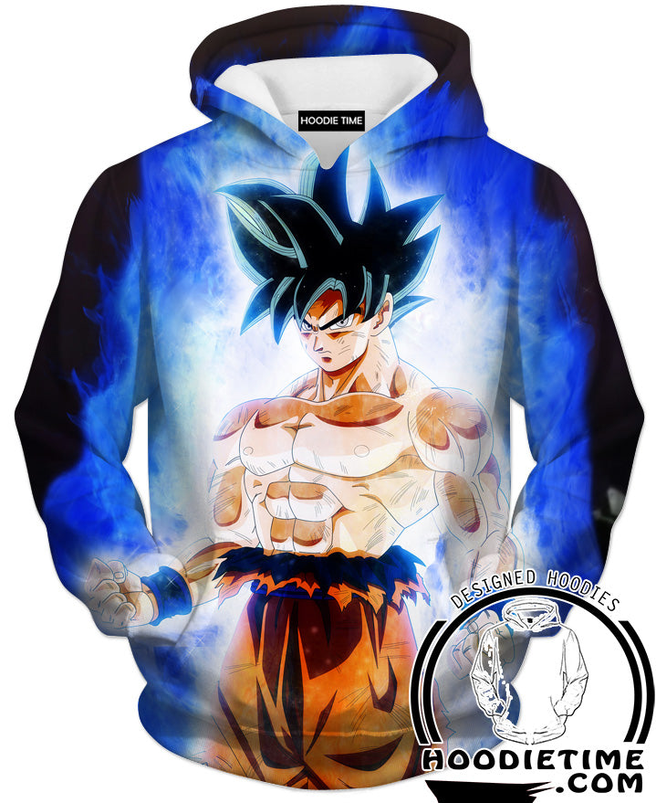 Limit Breaker Goku new form hoodie clothing clothes