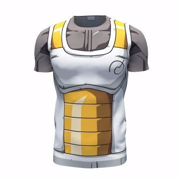 dragon ball super whis armor t-shirt