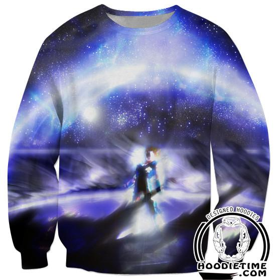 Majin Vegeta Final Atonement Sweatshirt - Dragon Ball Z Sweaters Full Printed Clothing-Hoodie Time - Anime and Gaming Hoodies