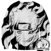 Naruto Sweaters - 9 Tails Kurama Naruto Sweatshirt-Hoodie Time - Anime and Gaming Hoodies
