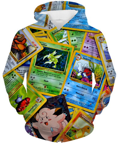 Many Pokemon 151 hoodie hoodies clothes t-shirt