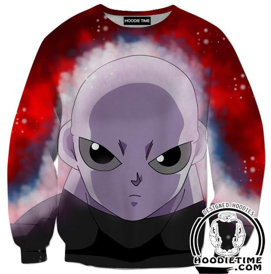 Pride Trooper Jiren Sweatshirt - Dragon Ball Z Super Sweaters - Universe 11-Hoodie Time - Anime and Gaming Hoodies