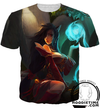ahri t-shirt league of legends shirts lol