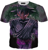 goku black t-shirt cool dragon ball z dbz clothing