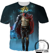 Pulsefire ezreal t-shirt league of legends shirts lol