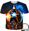 avatar mode aang t-shirt shirts clothing clothes