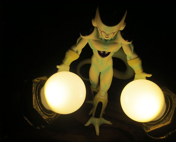 Dragon Ball Z Lamps - Freeza LED Light Lamp - Frieza Final Form-Hoodie Time - Anime and Gaming Hoodies