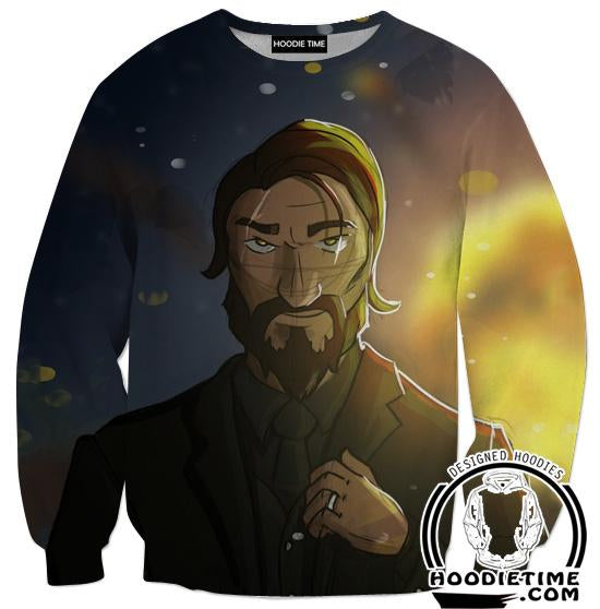The Reaper Fortnite Sweatshirt - Reaper Skin Sweaters and Clothing
