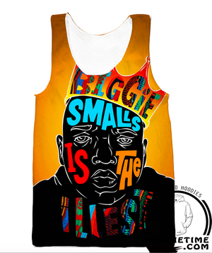 Biggie Smalls Illest Hoodie - 3D Pullover Clothing - Hip-Hop Hoodies-Hoodie Time - Anime and Gaming Hoodies