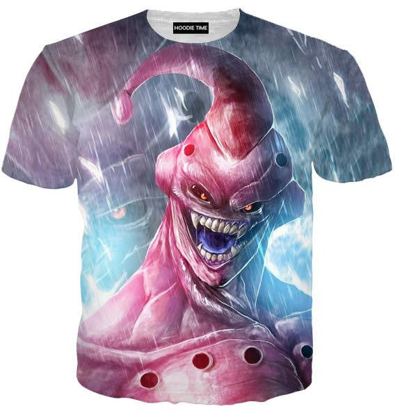 Super boo buu hoodie hoodies clothing clothes