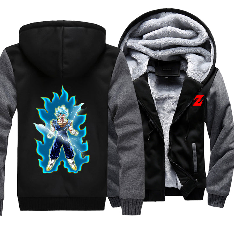 Vegito Fleece Jacket