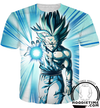 Gohan t-shirt dragon ball z shirts