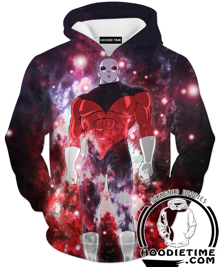 Jiren Hoodie Dragon Ball Super