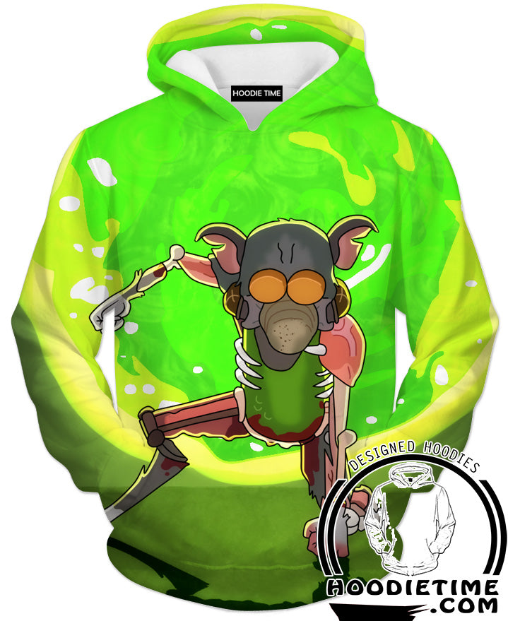PIckle Rick Clothing