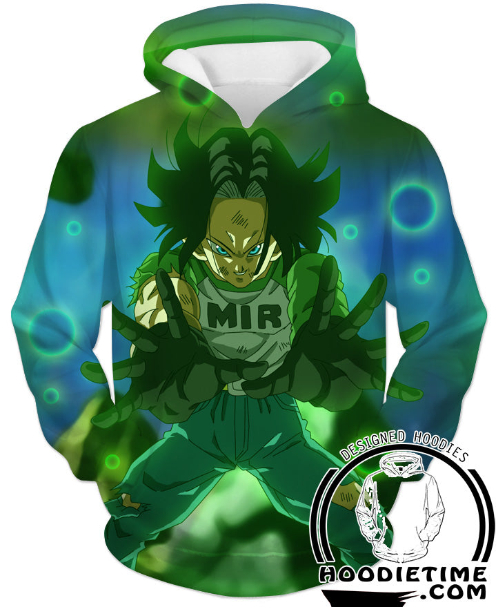 Android 17 Super