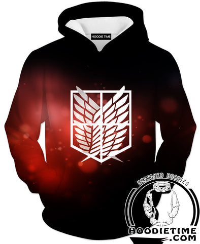 The Survey Corps Hoodie
