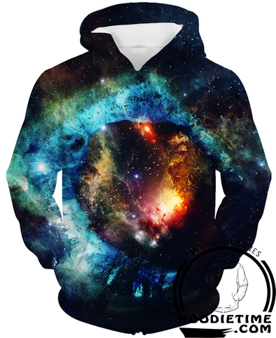 Beautiful Galaxy Hoodie