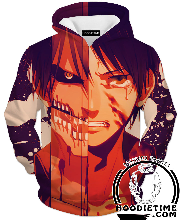 Attack on Titan Sweaters