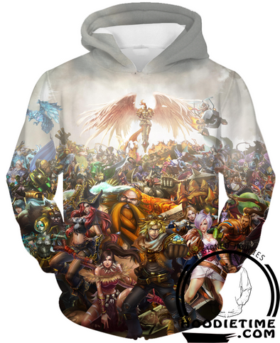 all champions hoodie league of legends lol hoodies