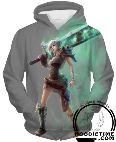 Riven Hoodie sexy lol clothing