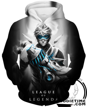 ezreal hoodie league of legends hoodies clothing