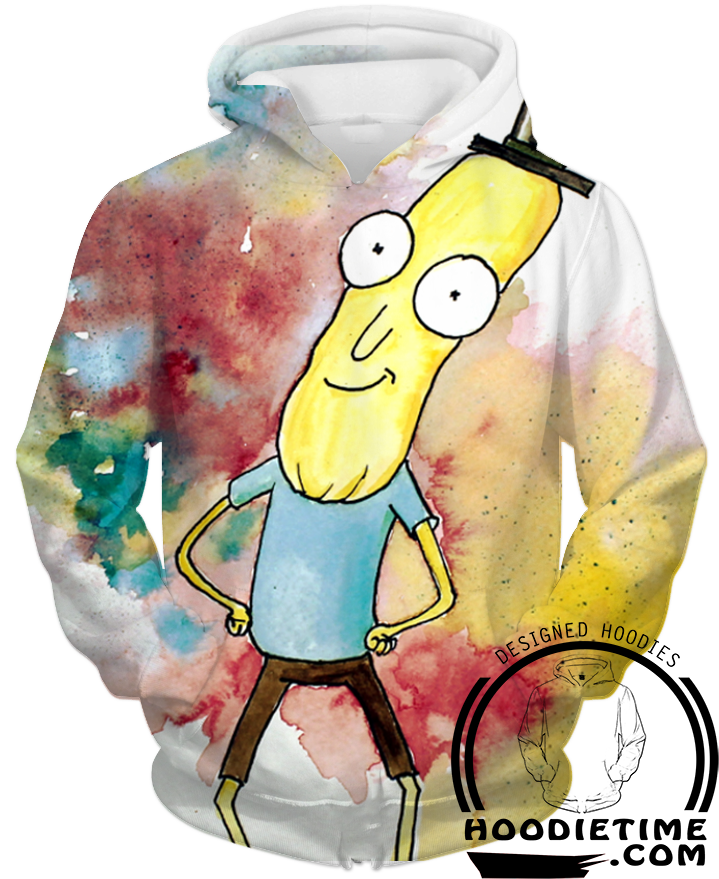 Mr. Poopy Butthole hoodie rick and morty