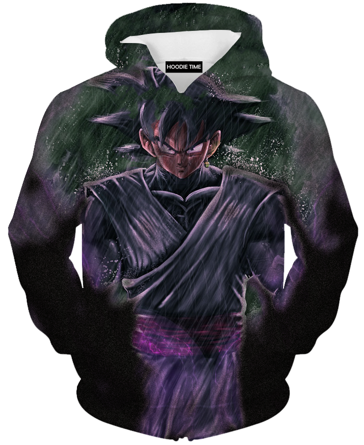 Goku black hoodie dragon ball z