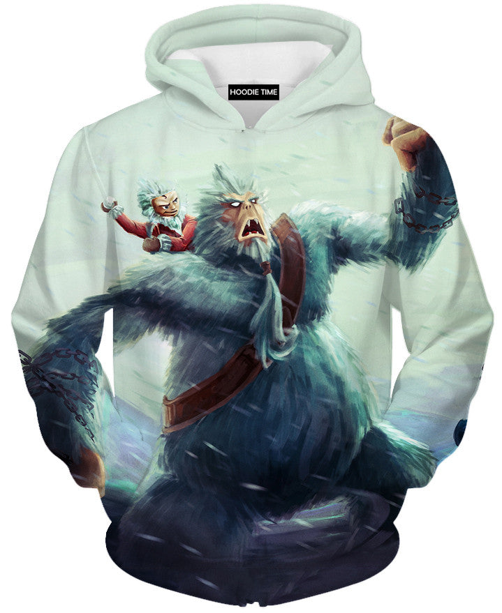 Nunu hoodie league of legends hoodies lol clothing clothes riot