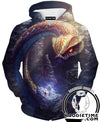 creepy snake dungeons and dragons hoodie hoodies