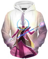 whis hoodie dragon ball z hoodies clothing