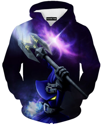League Of Legends Veigar Magic Hoodie - 3D Pullover Clothing - LoL Hoodies-Hoodie Time - Anime and Gaming Hoodies