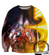 Avatar the Last Airbender Hoodies - Avatar State Aang - 360 Printed Clothing-Hoodie Time - Anime and Gaming Hoodies