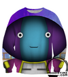 Dragon Ball Super Z Hoodies - Zeno Chan Hoodie - DBZ 3D Clothing-Hoodie Time - Anime and Gaming Hoodies