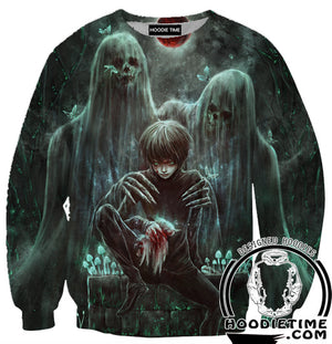 Necromancer Clothing Jumper