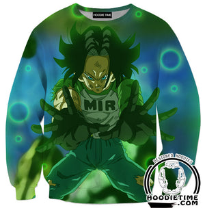 Android 17 super dragon ball