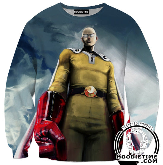 One Punch Man Clothing