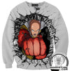 One Punch Man Jumpers Sweaters