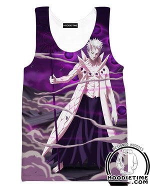 Obito Tank Top ten tails