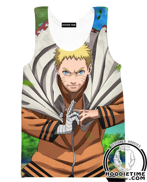 Boruto Clothes - Adult Naruto Hoodie-Hoodie Time - Anime and Gaming Hoodies