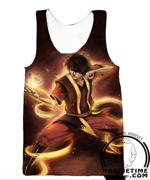 zuko tank top gym shirt